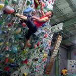 相変わらずの力強い登りです。